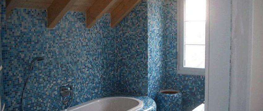 Mosaic Tile Installation
